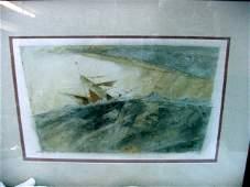 Lyonel Feininger Print 1934