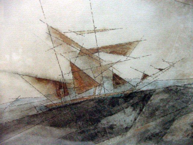 Lyonel Feininger Print 1934 - 6