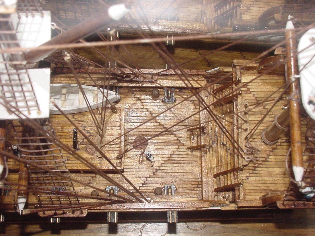 Prison Folk Art Match Stick Ship Tenn - 10