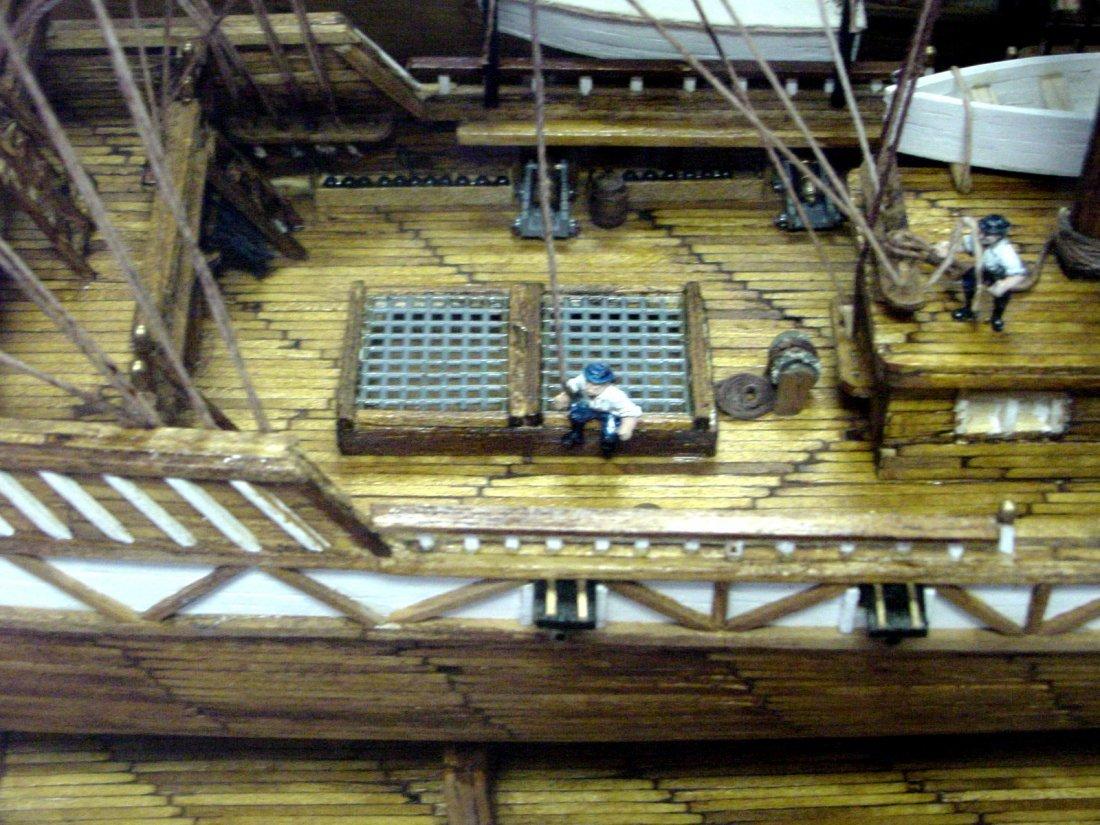 Prison Folk Art Match Stick Ship Tenn - 8