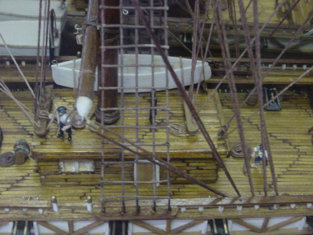 Prison Folk Art Match Stick Ship Tenn - 9