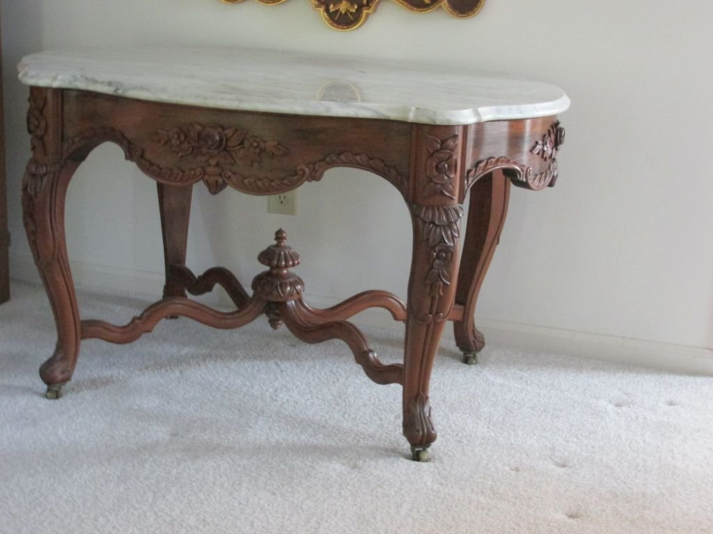 Rosewood Rococo MT Center Table