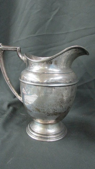 Knoxville Sterling Large Water Pitcher