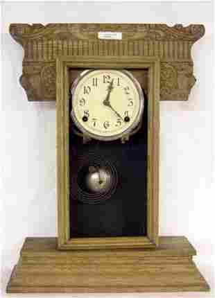 Gilbert Lion's Head Kitchen Clock Needing Attenti