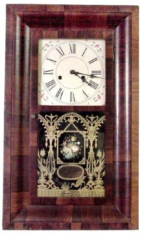 1281: Southern Clock Co., Andersonville, S. C., Ogee Ti