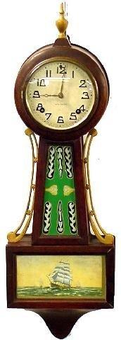 2000: New Haven Banjo Clock, 20th Century