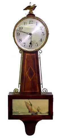 2001: Sessions Banjo 20th Century Clock