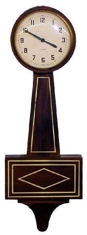 2002: Gilbert Banjo 20th Century Clock
