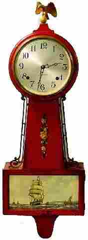 Sessions Banjo 20th Century Clock