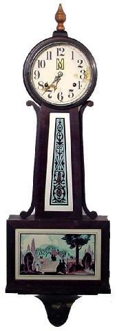 2004: New Haven Banjo Clock, 20th Century