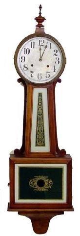 2006: New Haven Banjo Clock, 20th Century