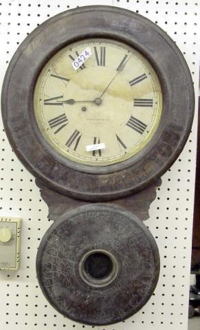 2055: Baird Coca Cola Clock