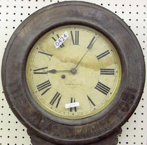 2055: Baird Coca Cola Clock - 2