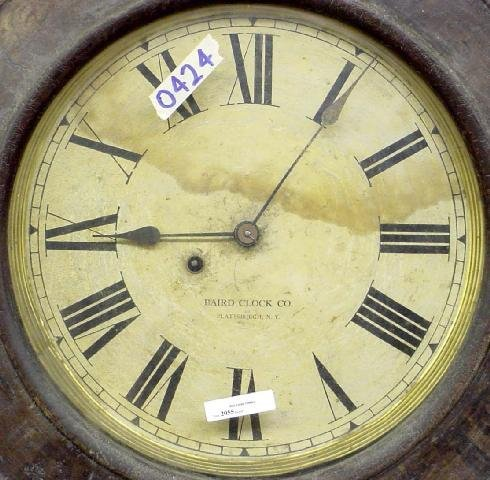 2055: Baird Coca Cola Clock - 4