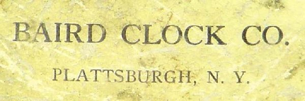 2055: Baird Coca Cola Clock - 5