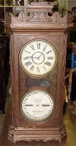 2062: Ithaca  Calendar Clock