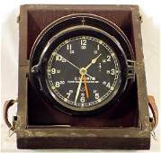 2280 US Army Message Center Portable Clock