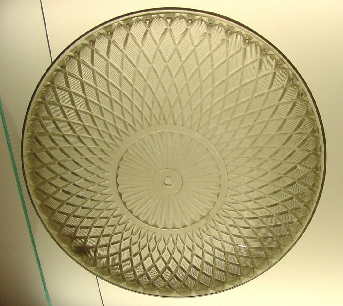 Ceiling Shade w/Diamond Pattern
