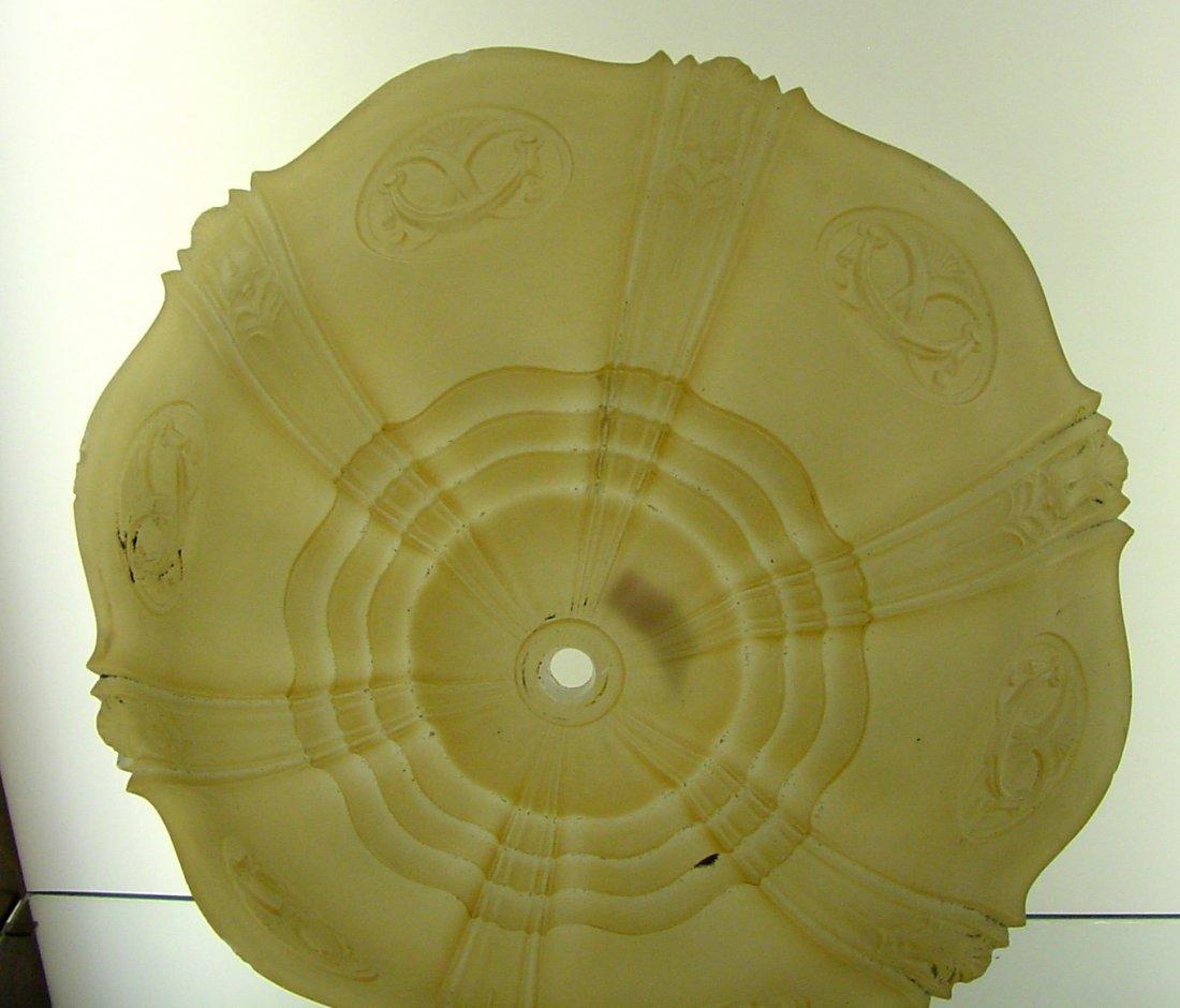 Caramel Lamp  Shade