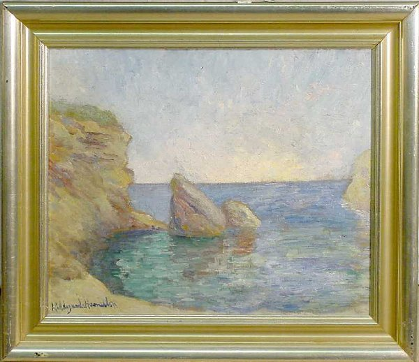3: From Clifton Pier Near Nassau by Hildegard Hume Hami