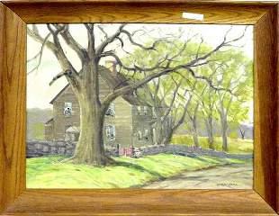 The Black Walnut Tree, William R. Watson