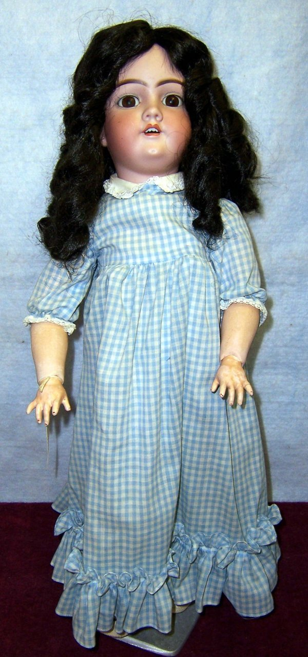 20: Handwerck #119-13 doll