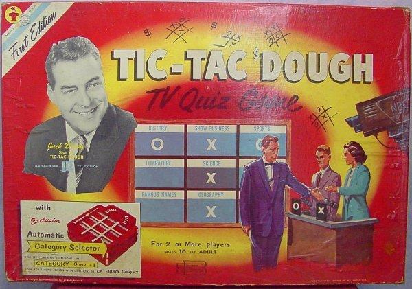 1009: Tic-Tac Dough TV Quiz Game