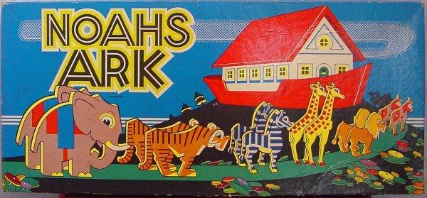 1015: Noahs Ark Cadaco-Ellis 1945