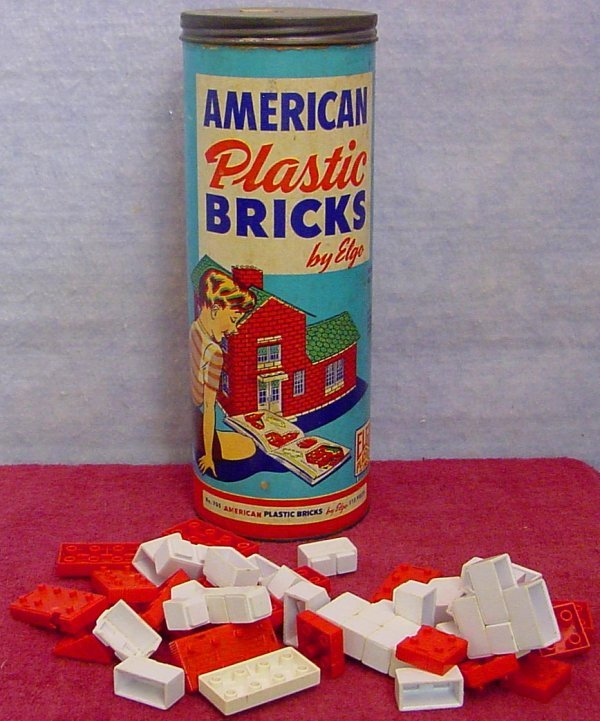 1017: Elgo American Plastic Bricks