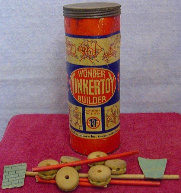 1021: Wonder Tinkertoy Builder