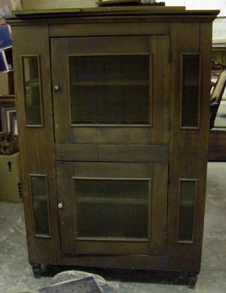 1441: Pine South Carolina Pie Safe, Ca. 1875