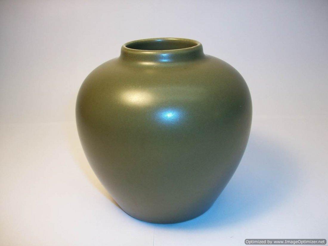 Chinese Tea Colored Jar