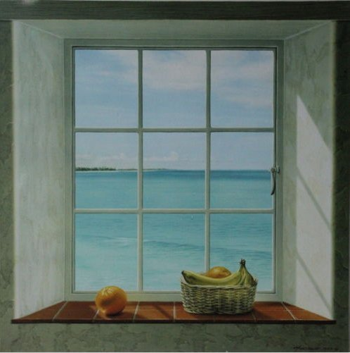 David Hohstdt--The Window