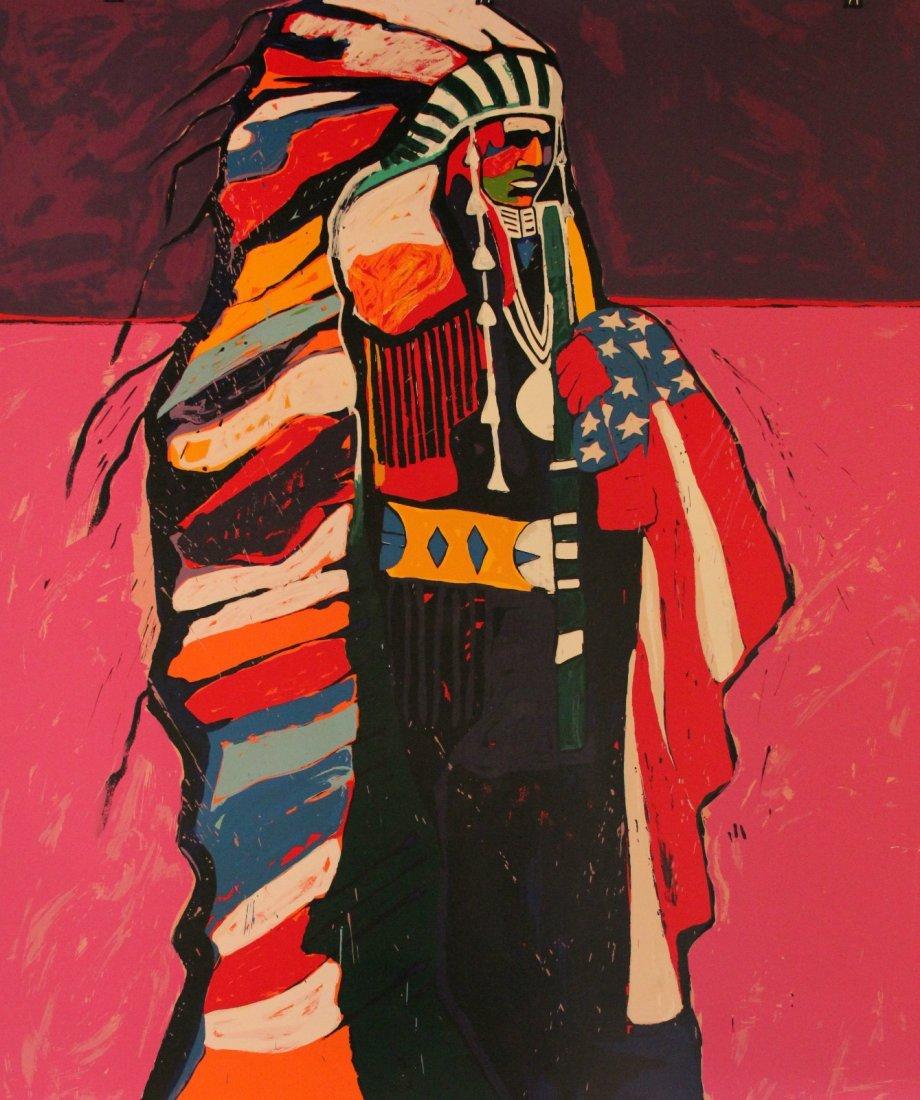 Malcolm Furlow--American Warrior