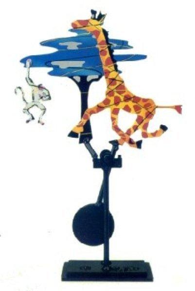 Frederick Prescott--Giraffe
