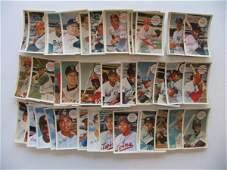 1056: 1970 Kellogg's 3D Baseball Card Partial Set