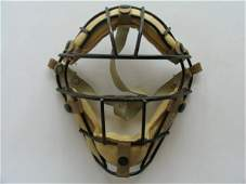 1241: Cambridge M21 Series Catchers Mask c. 1940's