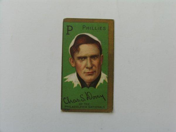 2003: Charles Dooin, Philadelphia 1911 T205 Card