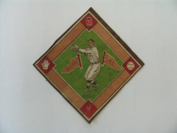 2009: Lute Boone 1914 B18  Tobacco Blanket