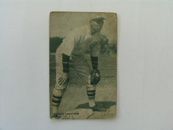 2020: Freddie Lindstrom New York Giants 1927 Card