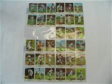 2026: 1961 Golden Press NM Complete Set (33)