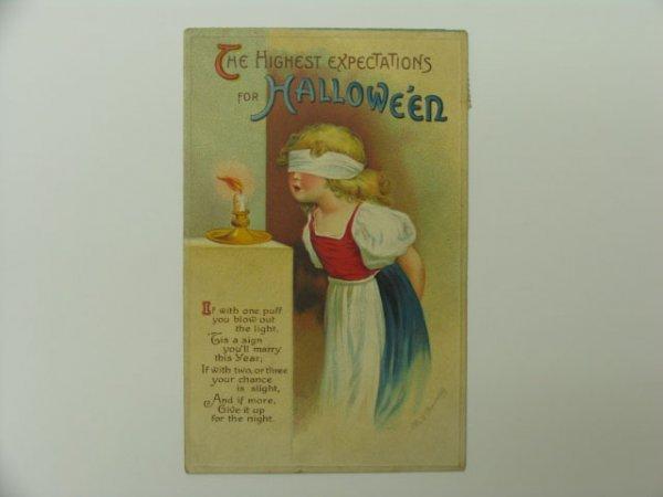 4: Postcard, Greetings, Halloween