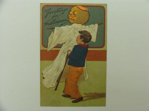 6: Postcard, Greetings, Halloween