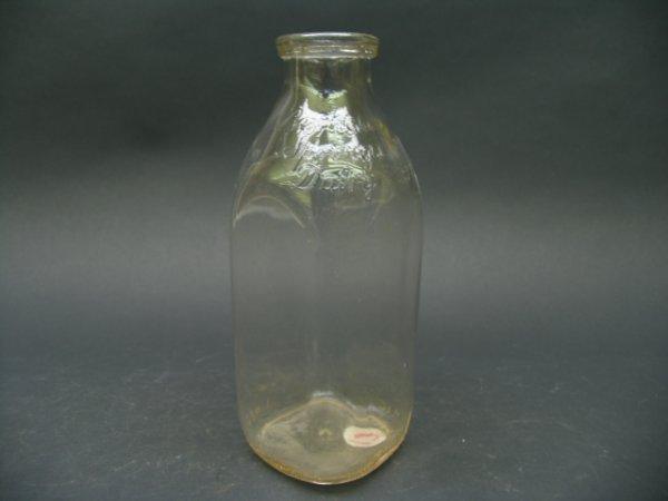 1012: Berkeley Springs Dairy Milk Bottle