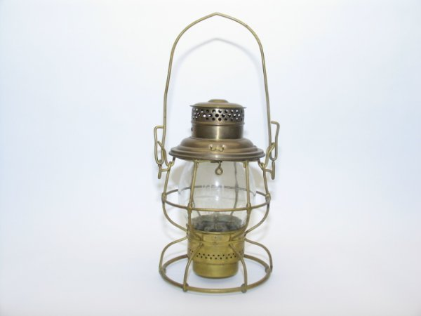 2005: Brass Railroad Lantern, K.L. & L., N.A.R.C.