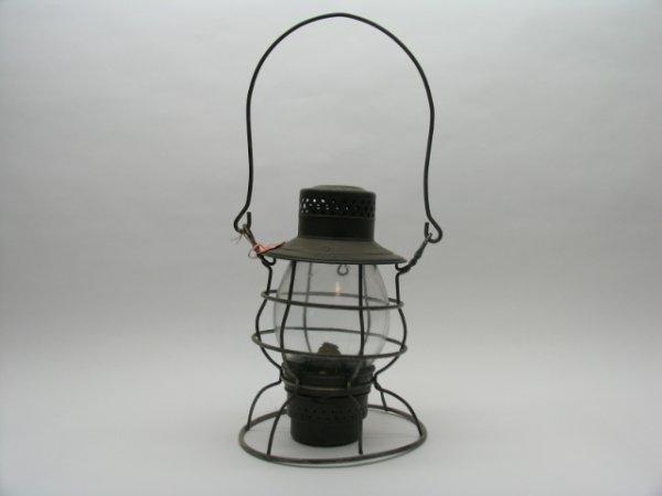 2007: Rayo No. 39 WB, Railroad Lantern