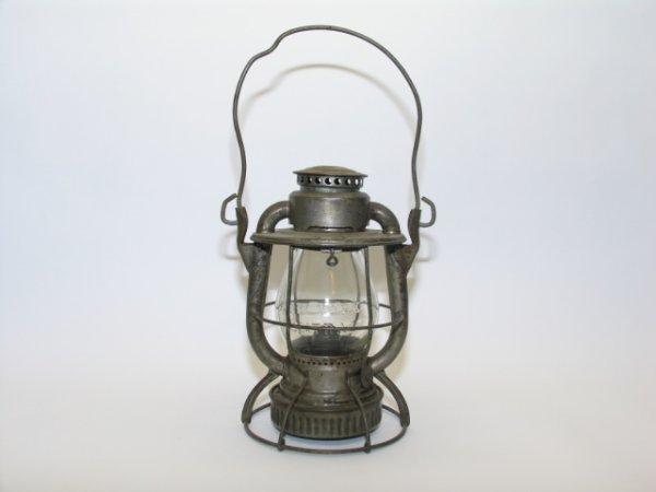 2011: NYCS Railroad Lantern