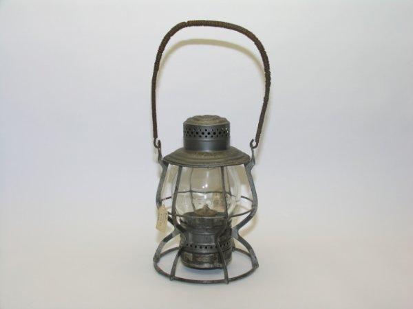 2012: W.Viginia Central & Pittsburgh Railroad Lantern