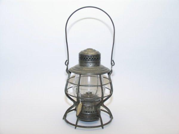 2014: Norfolk and Western Railroad Lantern