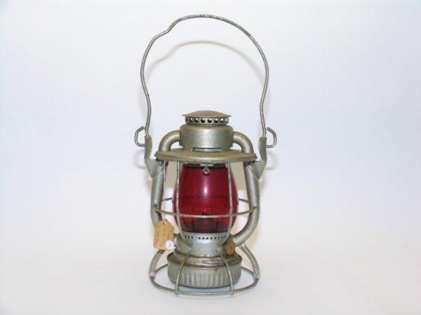 2015: New York, New Haven & Hartford Railroad Lantern